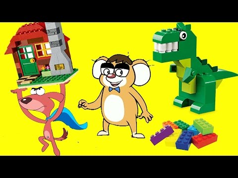 Rat-A-Tat 'LegoLand Toys Transformation Superheroes Fight' Chotoonz Kids Funny Cartoon Videos