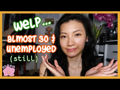 The Reality of Being Almost 30 & Unemployed for 2 Years | Negatives, Positives, Jobs Tried, Lessons