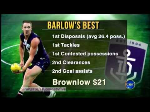 10 Sport Michael Barlow Thursday 13/06/13