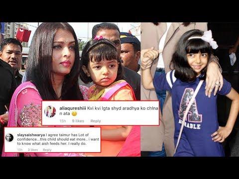 Aishwarya Rai INSULTED | Aaradhya CAN