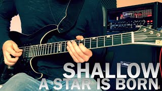 Shallow Lady Gaga, Bradley Cooper A Star Is Born Electric Guitar Cover by Tanguy Kerleroux.mp3