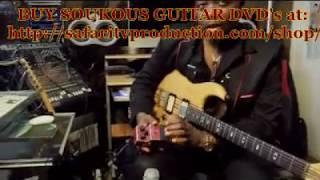 Diblo Dibala on Soukous Guitar Effects