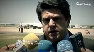 El forense Paco Etxeberria y el periodista Dani Álvarez recuerdan e...
