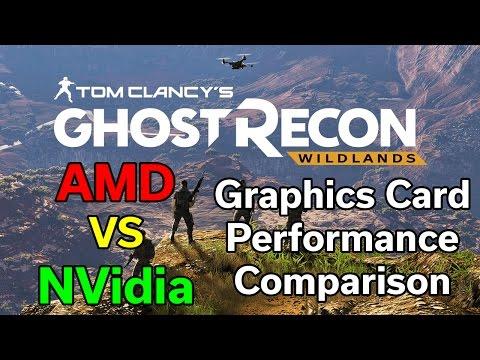 Ghost Recon Wildlands - RX 570 / 580 vs GTX 1060 3GB / 6GB - 1080p