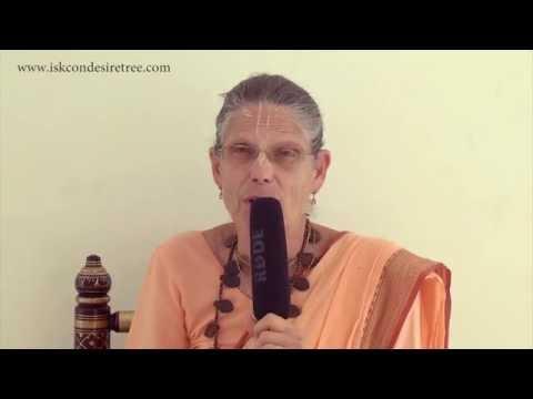 How I came to Krishna Consciousness by HG Malati Mataji ACBSP