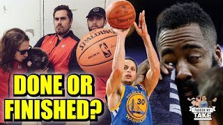 Are the Rockets DONE or FINISHED?