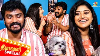 Shreya Sidhu Diwali Special Interview | Raja Rani 2,Thirumanam Serial | Vijay Tv