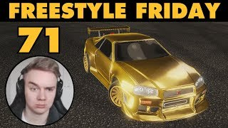 Freestyle Friday 71 | Rocket League - JHZER