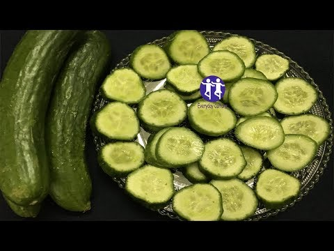 Eat 1 Cucumber a Day, See What Happens to Your Body watch this video until the end to know the compl