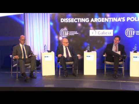DISSECTING ARGENTINA'S POLICY CHALLENGES
