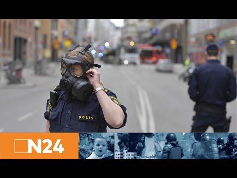 Verletzte und Tote: Geheimdienst bestätigt LKW-Anschlag in Stockholm