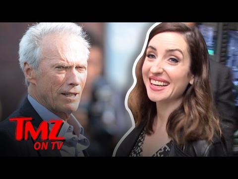 Zoe Lister-Jones Has No Problem Taking An Uber Pool | TMZ TV
