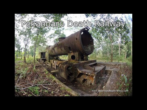 Pekanbaru Death Railway