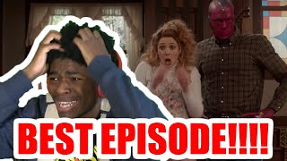 Wanda Vision Episode 5 REACTION! (EASILY THE BEST EPISODE SO FAR!)