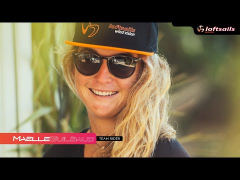 Loftsails Team Rider / Interview / Maëlle Guilbaud / FRA 551