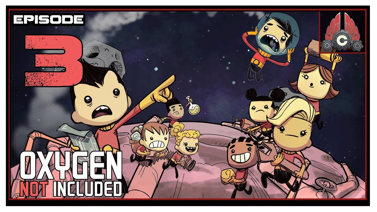 Oxygen Not Included Workshop