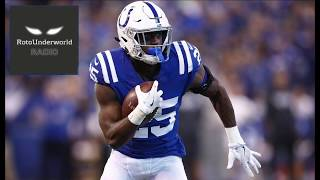Marlon Mack benefited greatly from Quenton Nelson and the Colts' offensive line investments