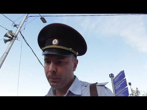 Агитация за Андрея Орла в Печатниках. Проверка полицией и др. ГИБДД не смогла, но смогла нарушить.