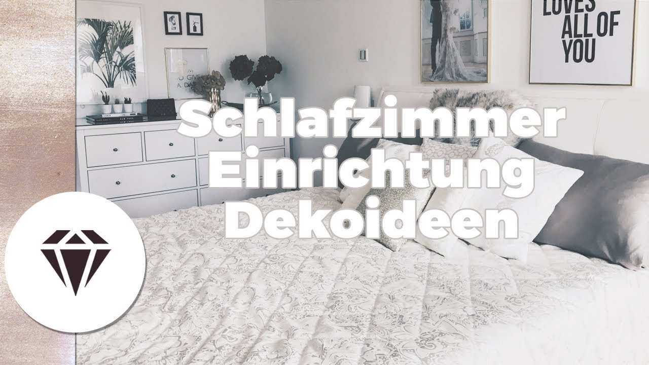 schlafzimmer dekoideen einrichtung farben i. Black Bedroom Furniture Sets. Home Design Ideas
