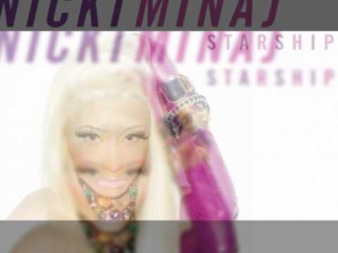 Nicki minaj- Mashup starships ( production-Marlon frassini-dj )