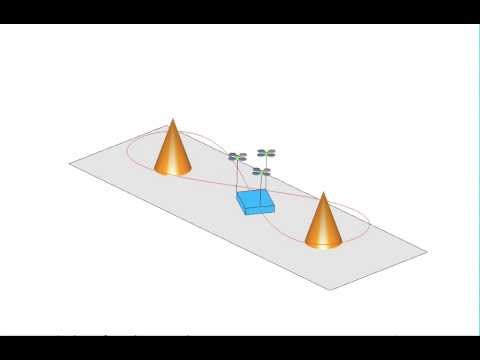 Geometric Control of Multiple Quadrotor UAVs Transporting a Cable-Suspended Rigid Body