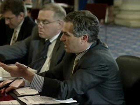 Republican Senators Discuss Clean Energy Independence