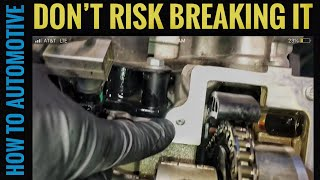 How to Automotive's Quick Tips (Prevent Cylinder Head Cracks)