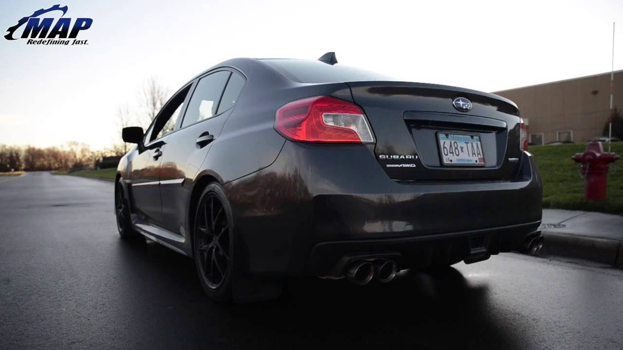 2015-2019 WRX Stage 2 Package | MAPerformance Sound Clips and Review