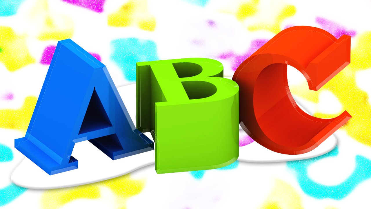 English Capital Letters Alphabet  Pre School  D Animated