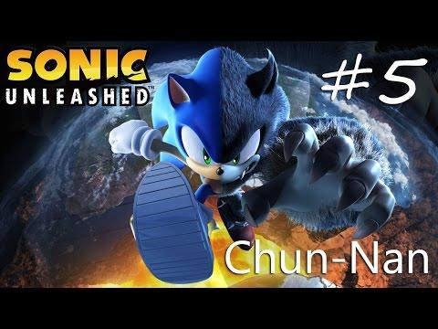 Sonic unleashed walkthrough spagonia day