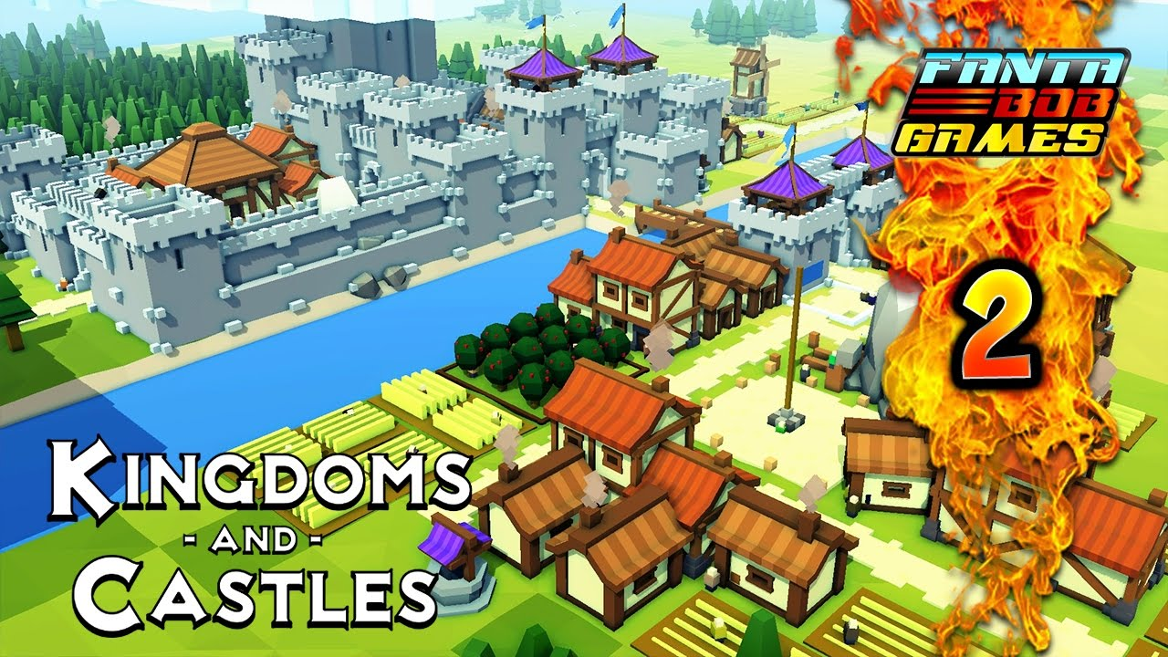 kingdoms and castles ep 2 invasions vikings et g ants thefantasio974 gameplay pc fr youtube. Black Bedroom Furniture Sets. Home Design Ideas