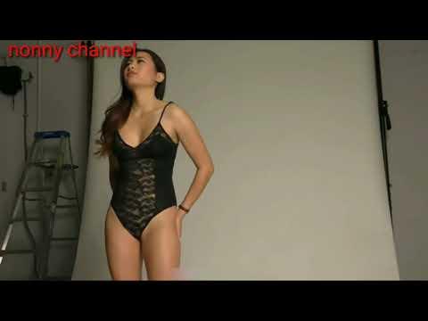 Artis Model Indonesia Hots