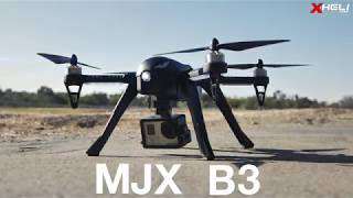 MJX B3 Bugs Brushless Quadcopter