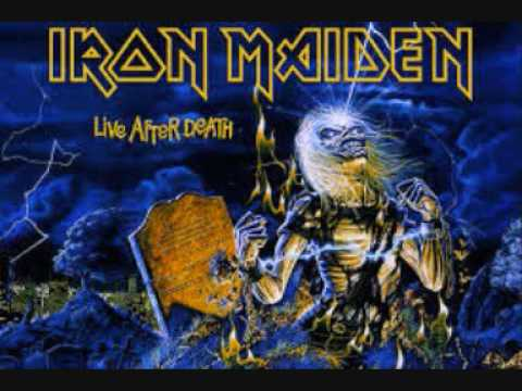 Iron Maiden - Live After Death, full album