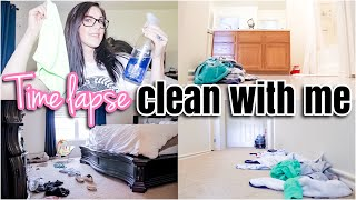 TIME LAPSE CLEAN WITH ME | 2019 {COLLAB WITH ELIZABETH ORTIZ}