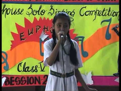 SOLO SINGING COMPETITION