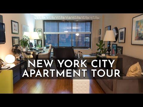NYC APARTMENT TOUR | $1950 Manhattan | Rental Realities Ep 1| CeliaDW