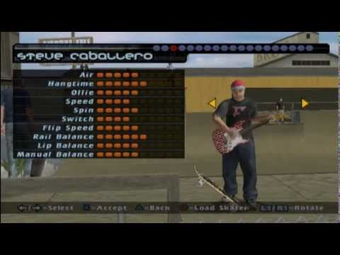 Tony Hawk's Pro Skater 4 (PS2 Gameplay)