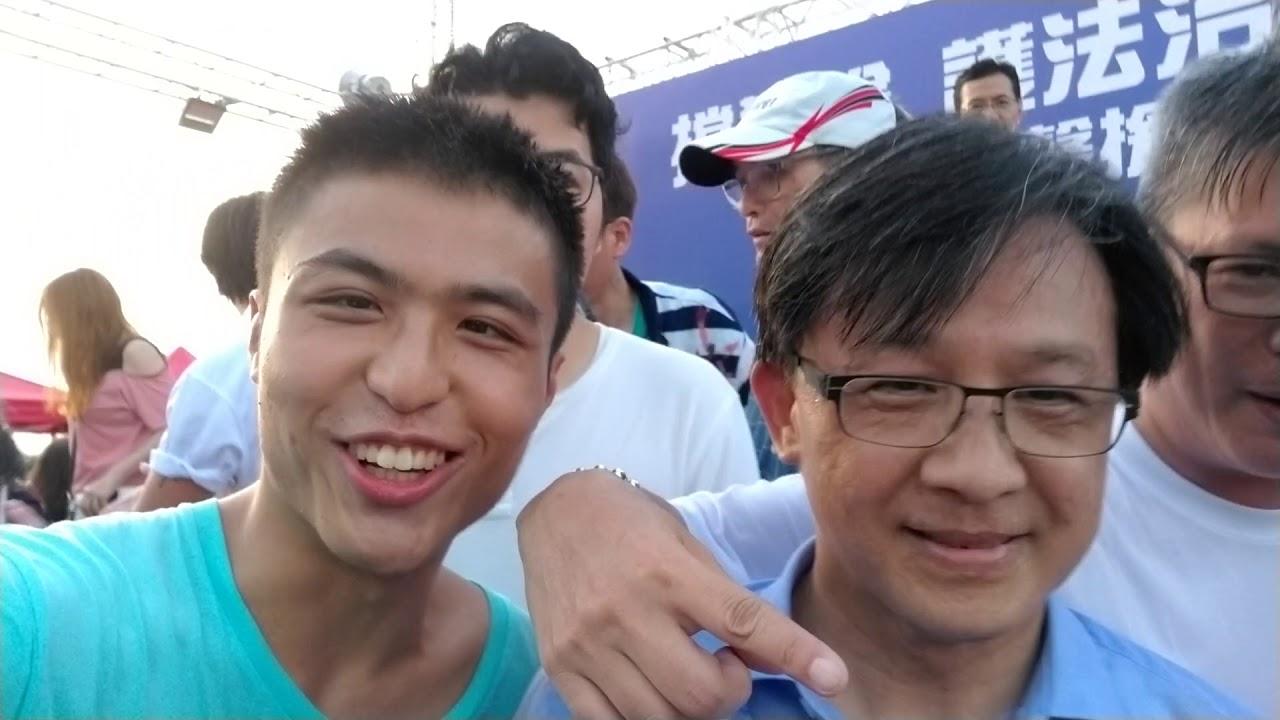 【撐警大行動】何君堯大讚馬車:馬車係香港真英雄,生子當如劉馬車!