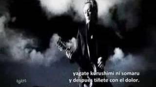 Gensou no hana (PV) de Buck-Tick en español. Otro video que hice en...