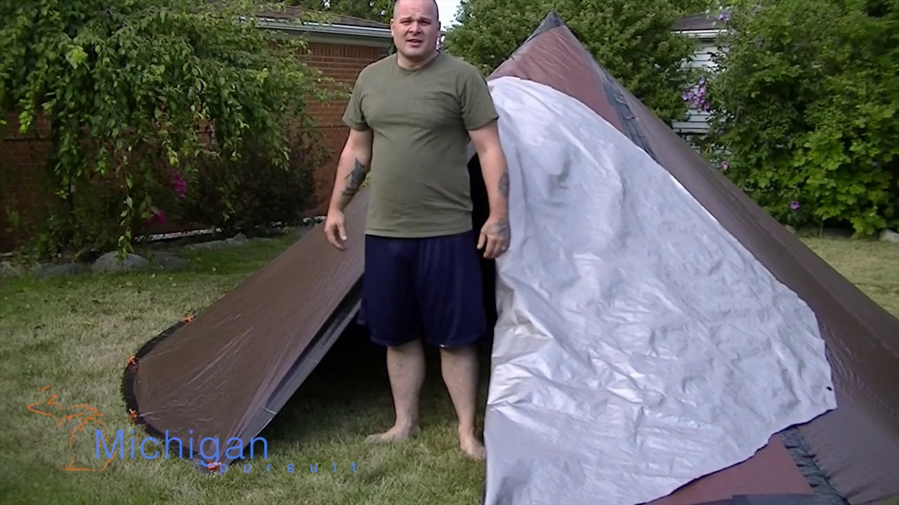Make Your Own Tent DIY Under $150 All Seasons  sc 1 st  YouTube & Make Your Own Tent: DIY Under $150 All Seasons - YouTube