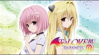 Unboxing ~ To Love Ru Darkness Vol.1 ~ Filmconfect Anime ~ Anime DVD (German)