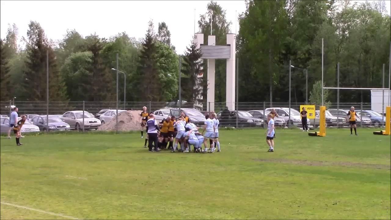 Kuopio Rugby Club - Espoo Ice Bears - YouTube 81e089a958