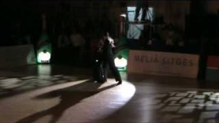 Bussoletti Vulic Mondiale show dance Sitges
