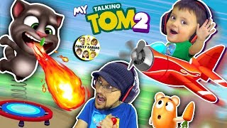 MY TALKING TOM 2 (FGTEEV)