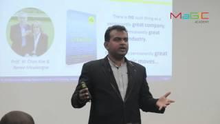 MaGIC Academy - Blue ocean strategy (BOS) for startups (Raj Kumar Ganeson)
