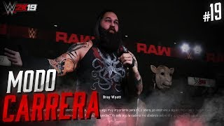 WWE 2K19 Modo Carrera | LA MAYOR TRAICIÓN - Episodio 19