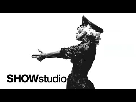 SHOWstudio: Paws Up Monster Ball - Lady Gaga, Nick Knight And Ruth Hogben