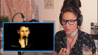 Vocal Coach Reacts to MUSE- Unintended LIVE