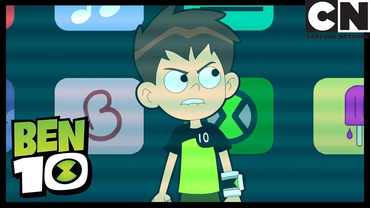 Download Y Xingo Era Su Nombre | Ben 10 en Español Latino | Cartoon Network
